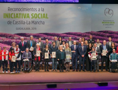 Premios Bienestar Social Castilla-La Mancha 2019