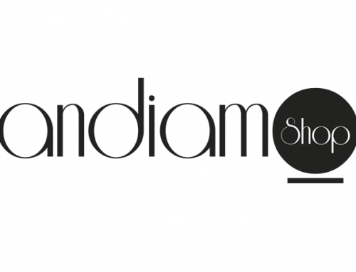 Andiamo Shop – Branding y diseño web
