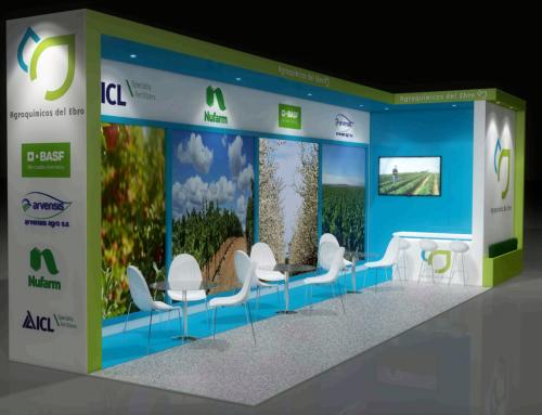 Stand Agroquímicos del Ebro – FIMA 2020