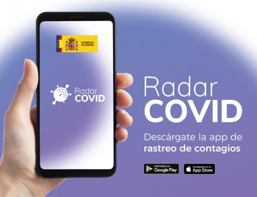 Campaña «Radar Covid» – Castilla-La Mancha