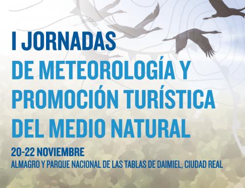 I Jornadas de Meteorología Castilla – La Mancha 2018