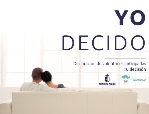 Campaña de Voluntades Anticipadas Castilla – La Mancha 2018