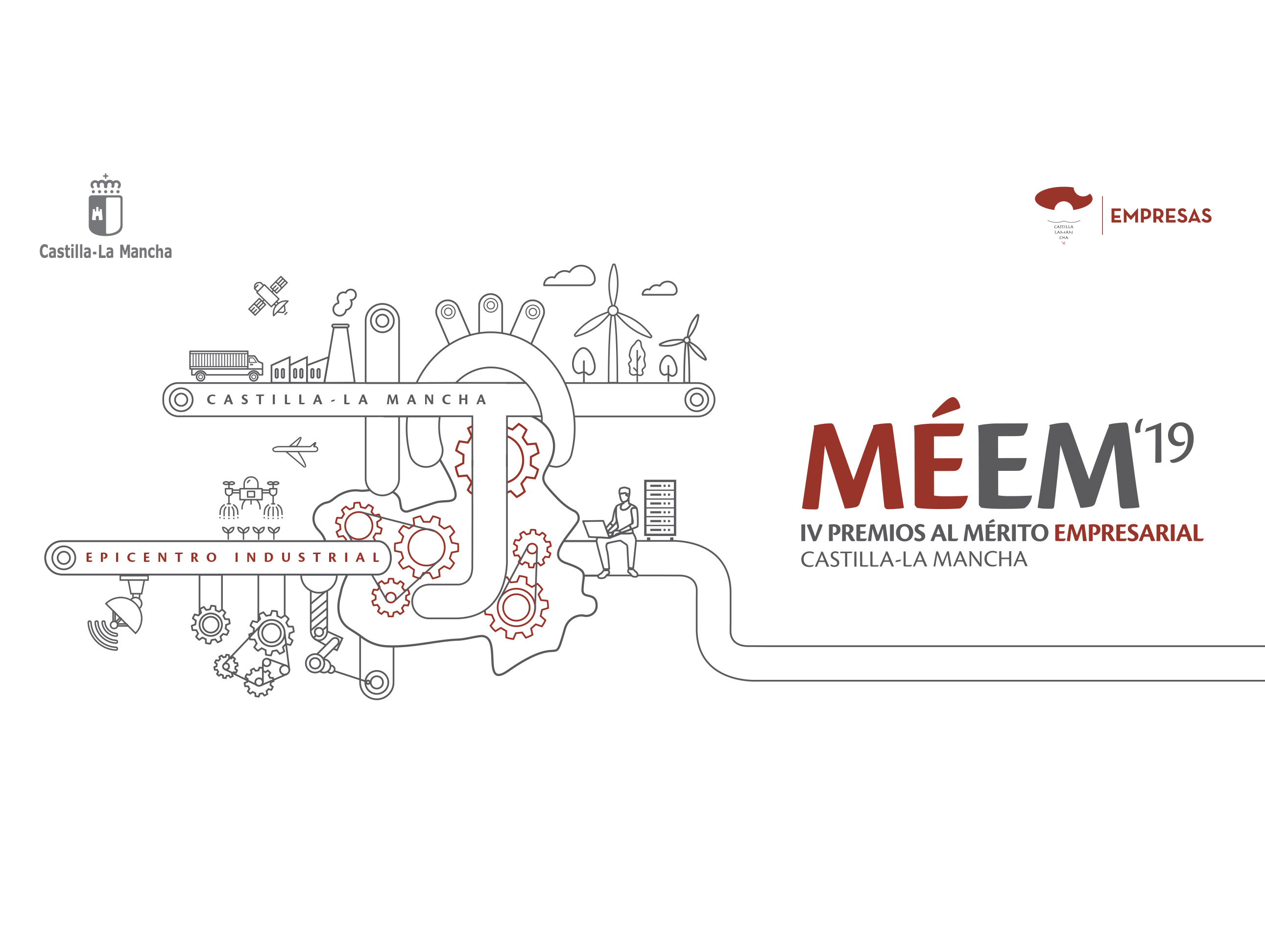 MÉEM 2019 – IV Premios al Mérito Empresarial de Castilla-La Mancha