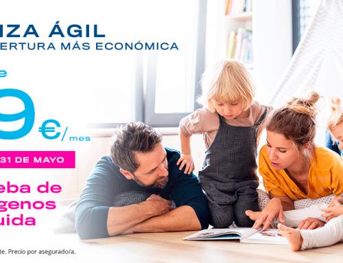 Campaña SEM Póliza Ágil SF Salud