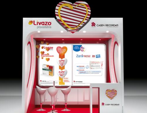 Stand Casen Recordati – Livazo & Zanipress SEC 2018