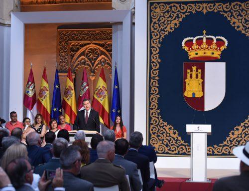 Acto Investidura Castilla-La Mancha 2019