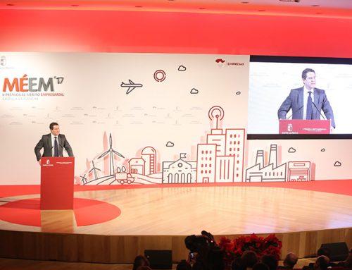 MÉEM 2017 – II Premios al Mérito Empresarial de Castilla-La Mancha